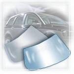 Заднее стекло на Субару - Subaru Forester, Legacy, Outback, Tribeca с обогревом, установить