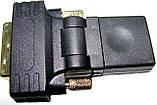 HDMI переходники разных типов HDMI / - miniHDMI(M)-miniHDMI(F)-microHDMI(M), фото 4