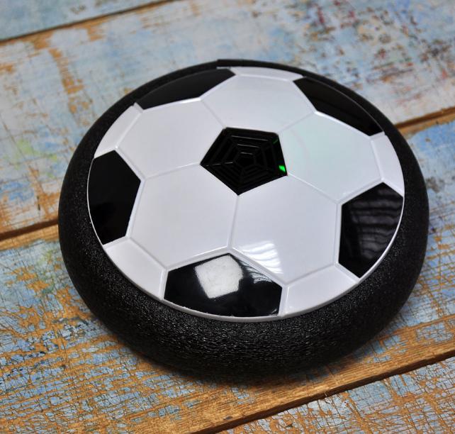 Футбольный мяч для дома с подсветкой Аерофутбол HoverBall