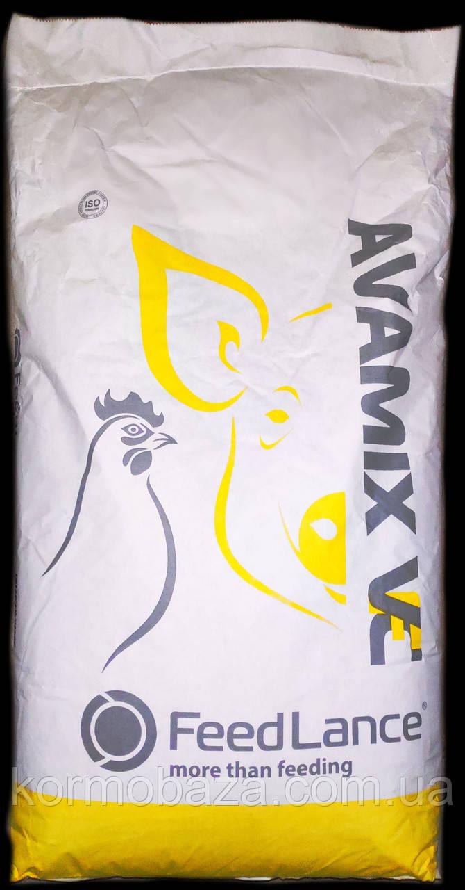 Добавка БМВД для свиней старт 15-30кг Avamix C4 W