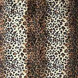 Мех искусственный «Леопард», фото 2