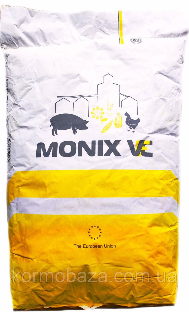 Добавка премикс для свиней 30-120кг Monix PG\PF 3-2,5%
