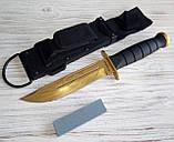 Нож фиксированный Smith & Wesson Gold, фото 2