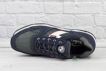 Кросівки чоловічі сітка, фото 3