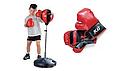 Боксерский набор Profi Boxing MS 0333 ( высота стойки 90-130 см), фото 2