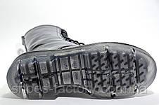 Женские Ботинки в стиле Dr. Martens, Высокие на меху, фото 2