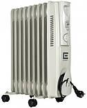 Масляный радиатор Element OR 0920-9 на 9 секций 2000 W, фото 2