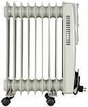 Масляный радиатор Element OR 0920-9 на 9 секций 2000 W, фото 3