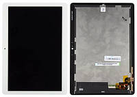 Дисплей Huawei MediaPad T3 10 LTE (AGS-L09 / AGS-W09) complete White