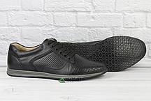 42р Шкіряні чоловічі туфлі, фото 2
