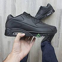 Кросівки чоловічі чорні 46р, фото 3