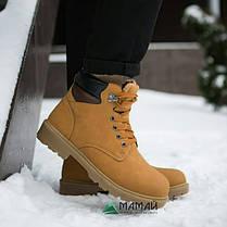 40р Чоловічі зимові черевики -20 °C, фото 3