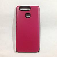 Чехол для Huawei P9 Plastic Pink