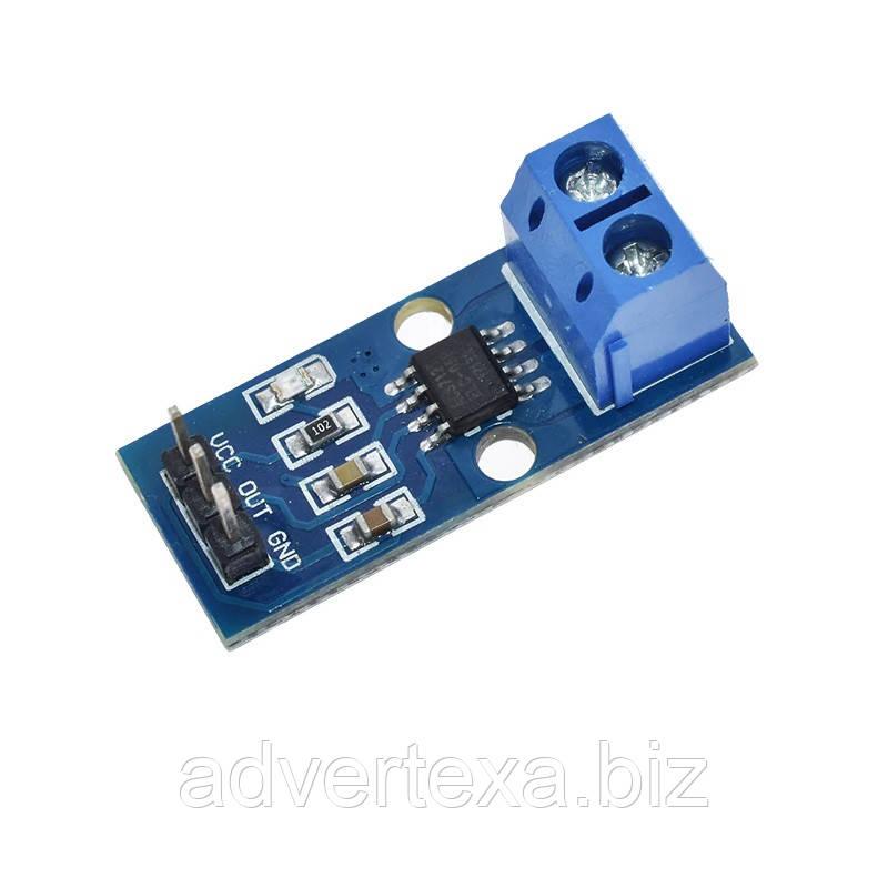 Датчик тока ACS712 ACS712ELC-5A модуль для Arduino