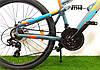 Гірський двопідвісний велосипед Crosser Stanley 26, фото 3