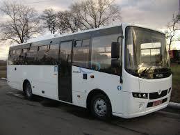Междугородний автобус, Автобус Атаман, Пригородный автобус, Автобус А09216, Черкасский автобус