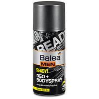 Дезодорант (спрей) мужской для тела Balea Man Deo Body spray Ready