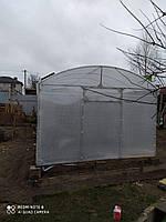 Теплица 3*8 Поликарбонат 4мм.арочная с прямой стенкой. (3*8) Поликарбонат 4мм.