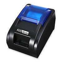 Чековый POS принтер PS-Н58W 58 мм USB + WiFi для беспроводной печати