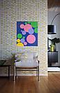 Картина Шарики с разноцветным счастьем 60х70 см холст масло галерейная натяжка современная живопись, фото 2