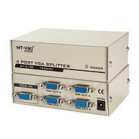 Сплиттер VGA 1×4 MT-2504