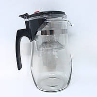 Стеклянный чайник-проливник Гунфу (Teapot)