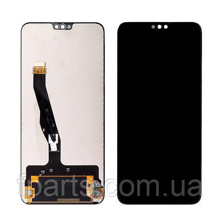 Дисплей для Huawei Honor 8X (JSN-L21 / JSB-AL00) с тачскрином, Black (AAA), фото 2