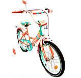 Дитячий велосипед Impuls Kitty 18 дюймів, фото 2