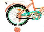 Дитячий велосипед Impuls Kitty 18 дюймів, фото 3