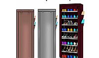 Тканевый шкаф для обуви и аксессуаров
