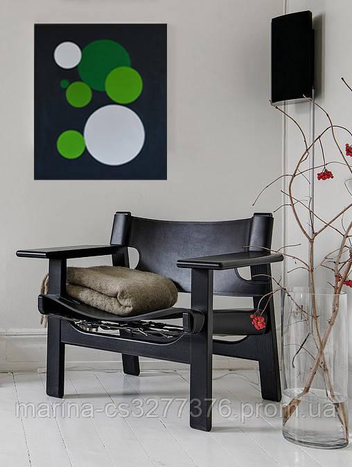 Картина 7 шариков 60х70 см холст масло галерейная натяжка современная интерьерная живопись