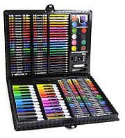 Детский художественный набор для рисования в чемоданчике 150 предметов Большой
