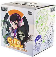 Фигурка Blizzard Cute But Deadly: Series 3 Vinyl Figure Blind Box