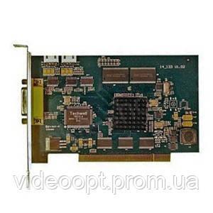 Плата видеорегистрации AT-0404F для систем видеонаблюдения - Видео ОПТ в Кривом Роге