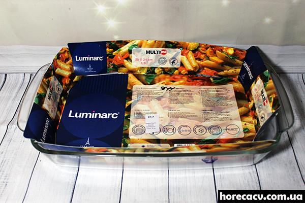 "Блюдо стеклянное для подачи Luminarc ""Sodo"" 3,3 л (P5611)"