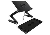 Столик для ноутбука Laptop Table T8, подставка для ноутбука