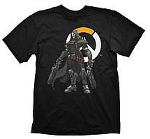 Футболка Gaya Overwatch T-Shirt - Reaper Logo XL