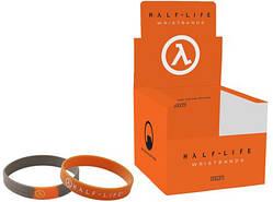 Браслет Gaya Half Life 2 Silicone Wristband Assortment