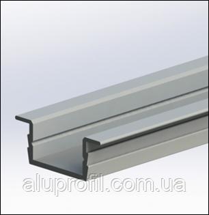 Алюминиевый профиль — светодиодный алюминиевый профиль встроенный 21х7