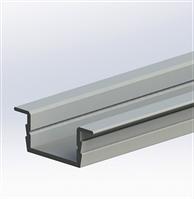 Алюминиевый профиль светодиодный алюминиевый профиль встроенный 21х7
