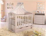 Дитяче ліжечко для новонародженого ЛЮКС 5 БЕЗКОШТОВНА ДОСТАВКА, фото 3