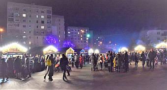✅ Компания «Промконтракт» изготовила и поставила в Шепетовку Хмельницкой области торговые киоски для организации Рождественской ярмарки.  20