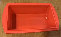 Силиконовая форма 27.5 см / 15.5 см, для выпечки хлеба, кексов