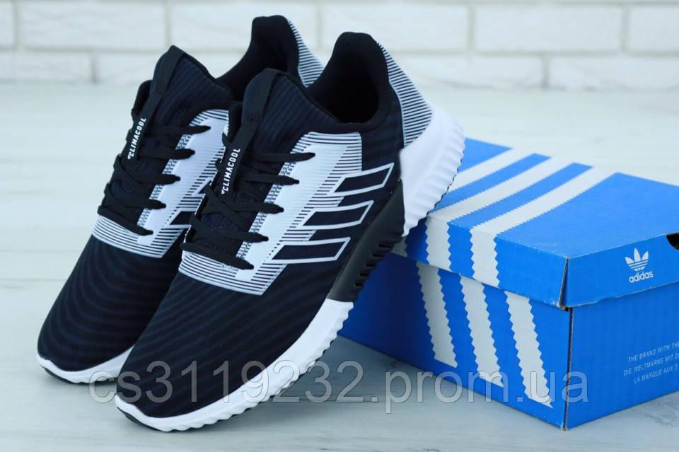 Мужские кроссовки Adidas Clima Cool (синие)