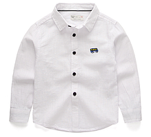 Детская рубашка  120, 130