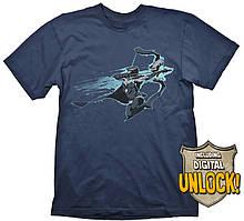Футболка Gaya DOTA 2 T-Shirt - Drow Ranger + Ingame Code, M