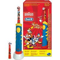 Детская электрическая зубная щетка Oral-B Kids Power Toothbrush/D10, от 3 лет