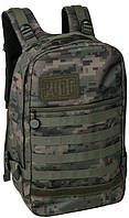 JINX PUBG Level 3 Backpack Army, Green