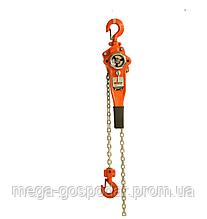 Таль цепная ричажная VITAL 750кг/1.5м