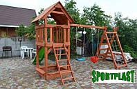 Дитячі майданчики від виробника, фото 1